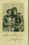 AFRICA - SOMALIA - SOMALI BOYS - MAILED 1900s (BG9194) - Somalia