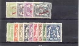 Ns 418A/26 + 670/3  Xxx Aan Spotprijs - 1935-1949 Kleines Staatssiegel
