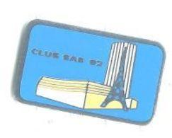 Club SAS 1992 Paris 1992 SAS Logiciel Statistique Statistical Analysis System - Informatique