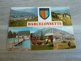 BARCELONNETTE - LA VALLEE DE L'UBAYE - - Barcelonnette