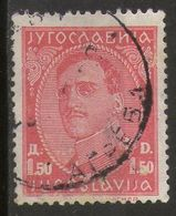 YUGOSLAVIA-Yv. 233-N-23723 - Oblitérés