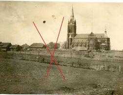 Litauen - Kielmy - Kelme ? Kirche Eglise Wirballen ?? (aus Album)  Soldats Allemande  -guerre 14/18-WWI  Photo Allemande - Lituanie