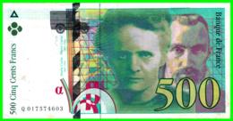 FRANCE 500 FRANC BILLET ANNÉE 1994 FRANCE - 1992-2000 Laatste Reeks