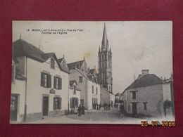 CPA - Missillac - Rue Du Four - Clocher De L'Eglise - Missillac