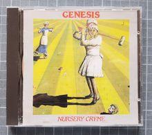 CD GENESIS NURSERY CRYME - Rock