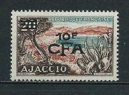 REUNION 1949/52 . N° 317 . Neuf ** (MNH) . - Réunion (1852-1975)