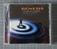 CD GENESIS CALLING ALL STATIONS - Rock