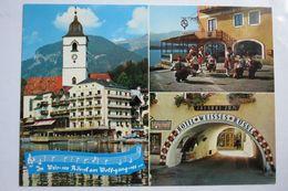 "(11/10/85) Postkarte/AK ""St. Wolfgang A.S."" Hotel Weisses Rössl - St. Wolfgang"