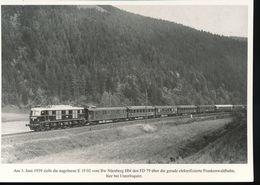 N° 154 --- Lokportrat Beaureihe E 19 --  Bild 3 - Trenes