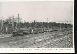 N° 154 --- Lokportrat Beaureihe E 19 --  Bild 9 - Trenes