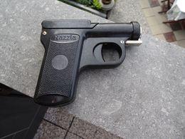 Pistolet Briquet Razzia Années 50 - Unclassified