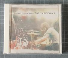 CD THE CARDIGANS FIRST BAND ON THE MOON - Rock