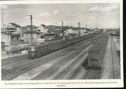 N° 154 --- Lokportrat Beaureihe E 19 --  Bild 12 - Trenes
