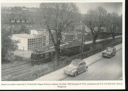 N° 154 --- Lokportrat Beaureihe E 19 --  Bild 15 - Trenes