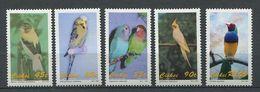 268 - CISKEY 1993 - Yvert 232/36 - Oiseau Perruche - Neuf ** (MNH) Sans Trace De Charniere - Ciskei