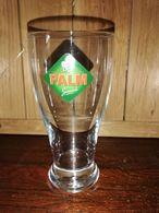 Ancien Verre De Bière Palm Oude Glasbier Palm 25 Cl - Verres