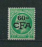 REUNION 1949/52 . N° 286 . Neuf ** (MNH) . - Neufs
