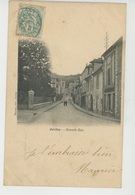 JUVISY SUR ORGE - Grande Rue - Juvisy-sur-Orge