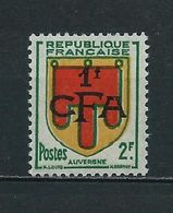 REUNION 1949/52 . N° 287 . Neuf ** (MNH) . - Unused Stamps
