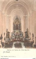 643) Sint-Truiden - Intérieur De L'Eglise Des Pères Recollets - Gekleurd - Sint-Truiden