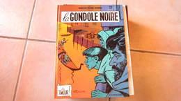 LES TIMOUR T22 LA GONDOLE NOIRE  SIRIUS   DUPUIS - Timour