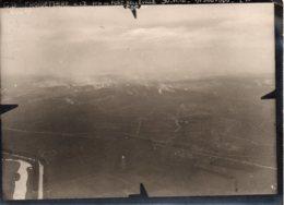 Photo Militaire Aérienne, 30/06/ 1916, Froideterre Pris Du Fort De Belleville.Verdun. - Guerre, Militaire