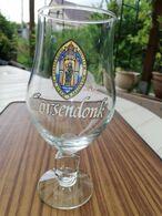 Verre De Bière Glasbier Corsendonck 33 Cl - Verres