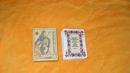 JEU DE CARTES JEU DE LA PUCELLE. 15e SIECLE..EDITIONS J.C. DUSSERRE. - 54 Cartes