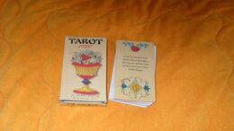 JEU DE CARTES TAROT 1860..PAR J. GAUDAIS PARIS.. - Tarots