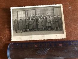 Photo Réal Militaria    WW II 1939-45  OFLAG 406  XVII A Geprüft   Prisonniers De Guerre - 1939-45