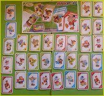 BPZ SERIE MAGIC SPORT 2 JEU DE CARTES - Instructions