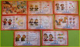 BPZ SERIE CA RIGOLE A L'ECOLE ESPAGNE 2007 - Instructions