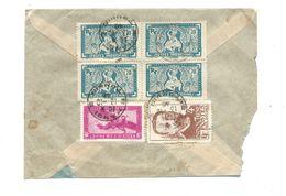 INDOCHINE VIETNAM Ex Colonies Françaises Timbres Sur Lettre Et Divers Bien 2 Scans à Voir - Indochina (1889-1945)