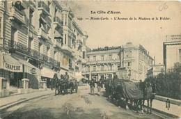 06* MONTE CARLO  Av De La Madone  RL,0289 - Frankrijk