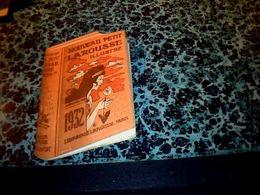 Calendrier Petit Format  En Orme De Livre Année 1932 Dictionnaire Larousse - Kalender