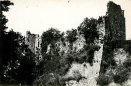 06* GREOLIERES Ruines Vieux Village  (CPSM 9 X 14cm)   RL,0473 - Frankrijk