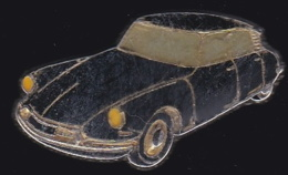 66072- Pin's -La Citroën DS.signé Corner Coinderoux Paris. - Citroën