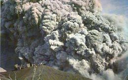 COSTA  RICA  , Vulcano Irazu' - Costa Rica