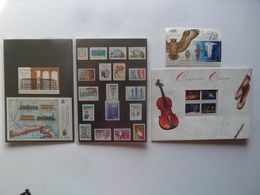 Timbres Neufs De FINLANDE / Année 1987+ Timbres De 1992:93 Et 1998. Cf Photos) - Finland