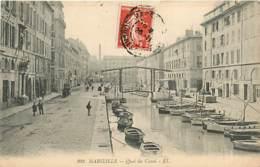 13* MARSEILLE  Quai Du Canel    RL,0879 - Marseille
