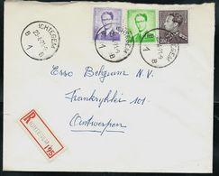 Doc. De ICHTEGEM - B 1 B - Du 29/04/71 En Rec. ( E ) - Postmark Collection