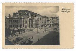 Wien I. Staatsoper Gel. 1933 Nach Holland - Vienna Center