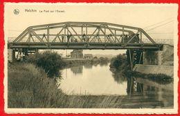 Helchin (Spiere-Helkijn): Le Pont Sur L'Escaut - Espierres-Helchin - Spiere-Helkijn