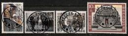 [813157]TB//O/Used-BELGIQUE 1968 - N° 1474/77, Patriotique, Visites Royales , Obl Concours, SC - Belgique