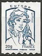 FRANCE AUTOADHESIF N° 864 NEUF - Luchtpost