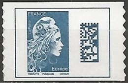 FRANCE AUTOADHESIF N° 1603 NEUF - France