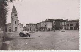 CPSM Thurins - La Place (avec Cabriolet Années 30/40) - Frankreich