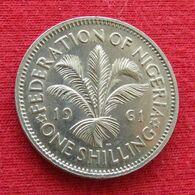 Nigeria 1 One Shilling 1961 KM# 5 - Nigeria