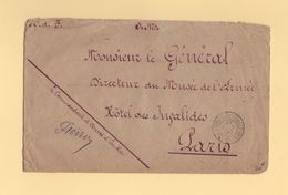 Algerie - Troupes Du Tidikelt - Alger Ain Salah - 21 Juin 1900 - 1877-1920: Periodo Semi Moderno