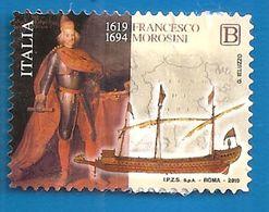 2019 ITALIA Barca - Francesco Morosini - B Usato - 6. 1946-.. Repubblica